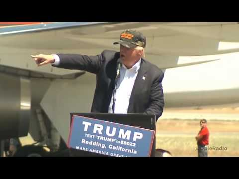 Donald Trump Says: 'Look At My African-American Over Here'  - @OpieRadio