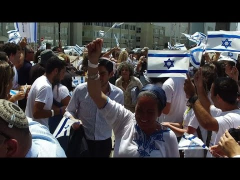 Over 200 Jewish French immigrants arrive in Israel
