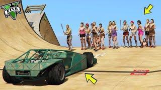 GTA 5 ONLINE 🐷 MEGA RAMPA BIG BASKET !!! 🐷 CATTURA 🐷N*85🐷 GTA 5 ITA 🐷 DAJE !!!