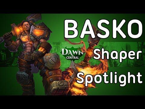 Dawngate Basko Shaper Spotlight