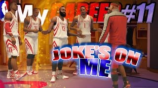NBA 2K15 MyCareer - THE JOKE