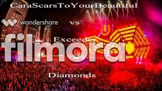 Alessia Cara - Scars to your Beautiful vs Mason - Exceeder vs Diamonds - Pospeka