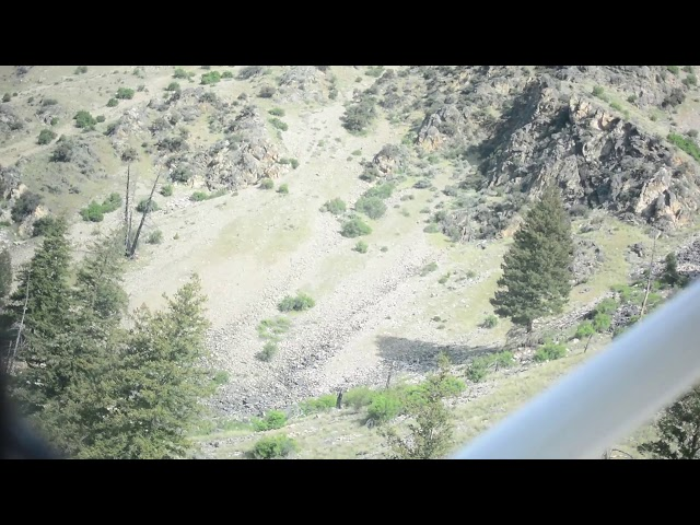 Bush Plane Take off - Taylor WIlderness Research Station