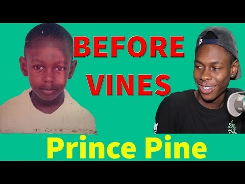 PRINCE PINE - WHO WAS HE BEFORE VINE - JAMAICAN VINER