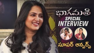 Telugutimes.net Bhaagamathie Special Interview