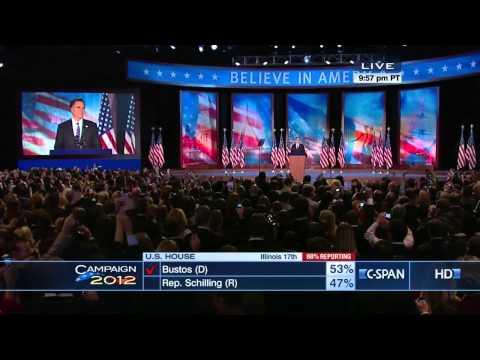Mitt Romney 2012 Concession Speech (C-SPAN)
