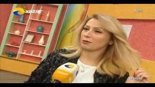 Roza Zərgərli -  Starlife - Xəzər Tv 02.10.2015