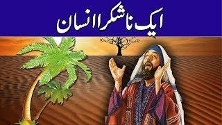 Na Shukra Insan || a Ungrateful person || Moral Story || Urdu/Hindi Rohail Voice