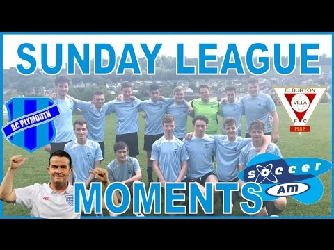 Sunday League Moments - THE END