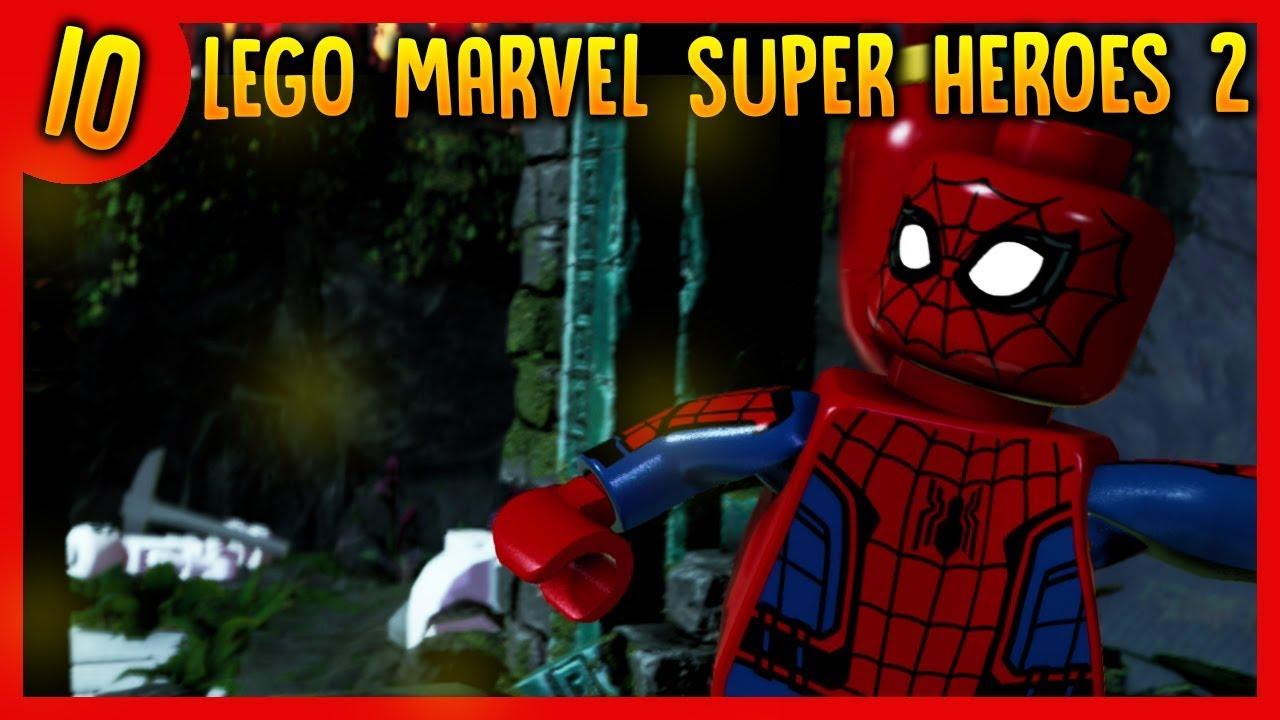 Lego Marvel Super Heroes 2  – SMOCZA MOC –  lego Gra gry
