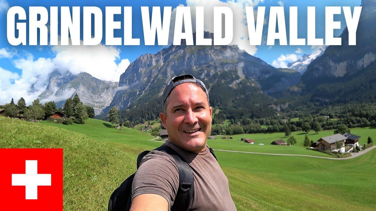 THE GRINDELWALD VALLEY / SWITZERLAND TRAVEL VLOG