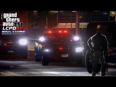 🔴LCPDFR GTA 4 REAL LIFE COP MOD LIVE ✌ New York State Patrol ✌ LCPDFR | Signal 3 Gaming Patrol