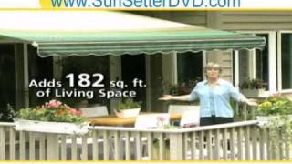 Rhode Island Patio Awnings - Discounted Awning Prices- Video