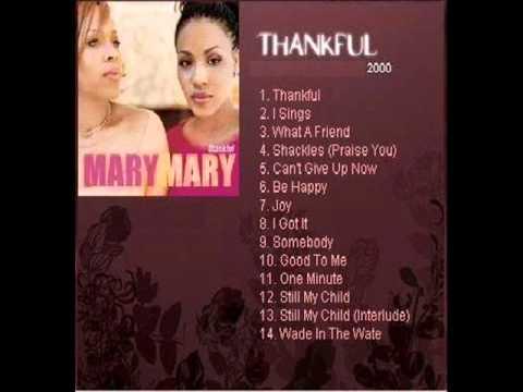 Mary Mary - One Minute (With Lyrics)