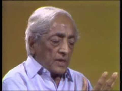 J. Krishnamurti - San Diego 1974 - Conversation 1 - Knowledge and the transformation of man