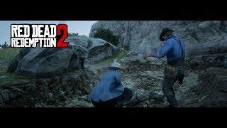 Red Dead Redemption 2 #14 - Überreste der Dinosaurier - GamerBaron