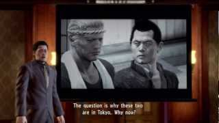 40 Yakuza: Dead Souls Hard HD Walkthrough (Part 2 Chapter 1 - Hunter 1/2)