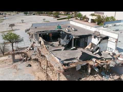 Valley View Mall Tear Down