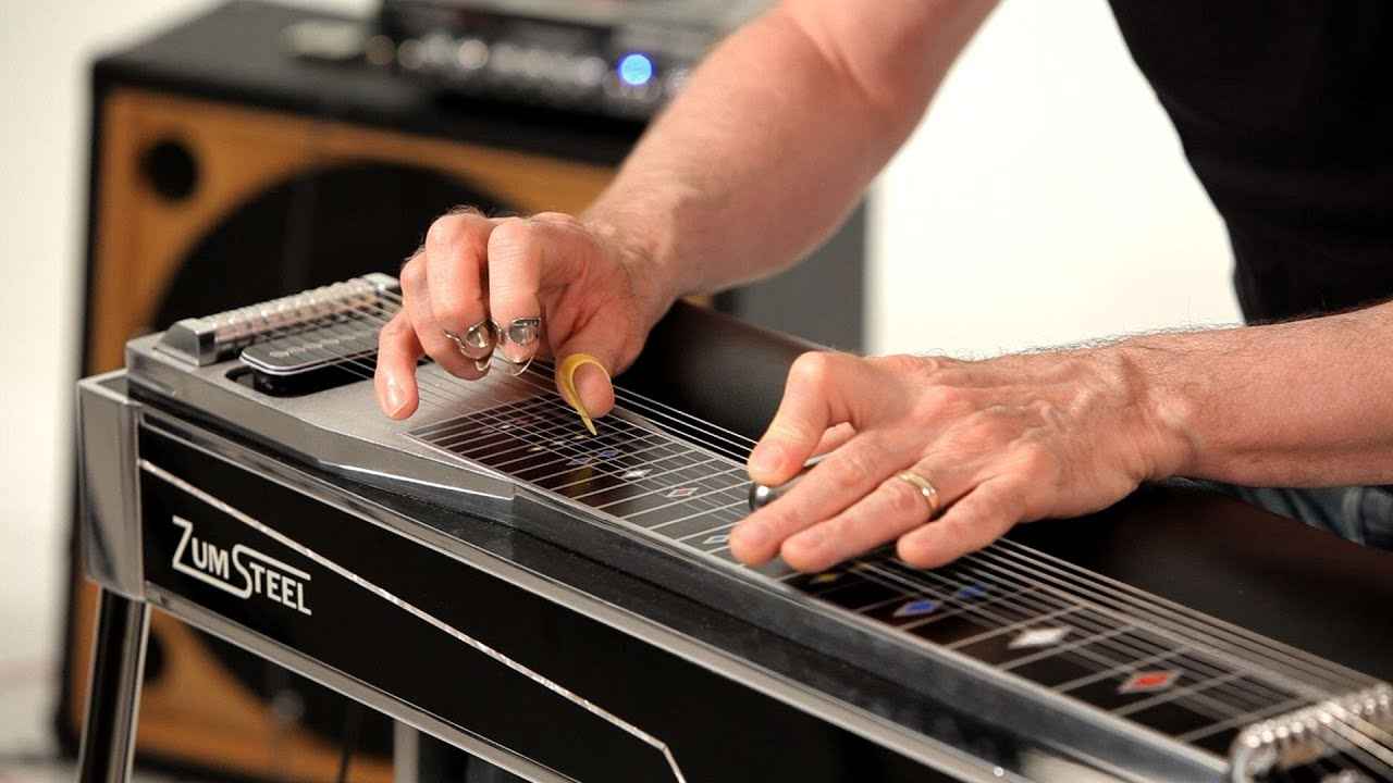 Best Effects to Use  Pedal Steel Guitar  YouTube