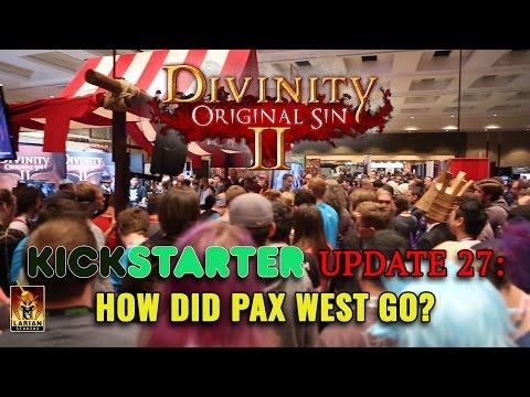 Divinity: Original Sin 2 - Update 27: How did PAX West go?