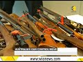 Over 50,000 illegal guns handed over to government in Australia