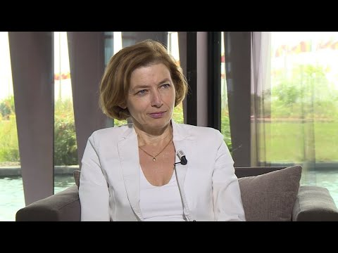 Islamic State group changing strategy, French defence minister tells FRANCE 24