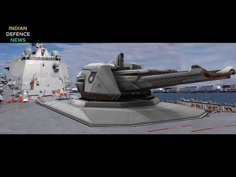 FUTURE WEAPONS: ELECTROMAGNETIC RAILGUN EXPLAINED