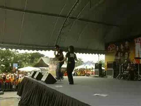 Misha Omar-Sembunyi LIVE Hot FM Big Jam