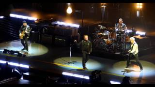 """U2 / 4K / """"The Miracle (Of Joey Ramone)"""" (Live) / United Center, Chicago / June 28th, 2015"""