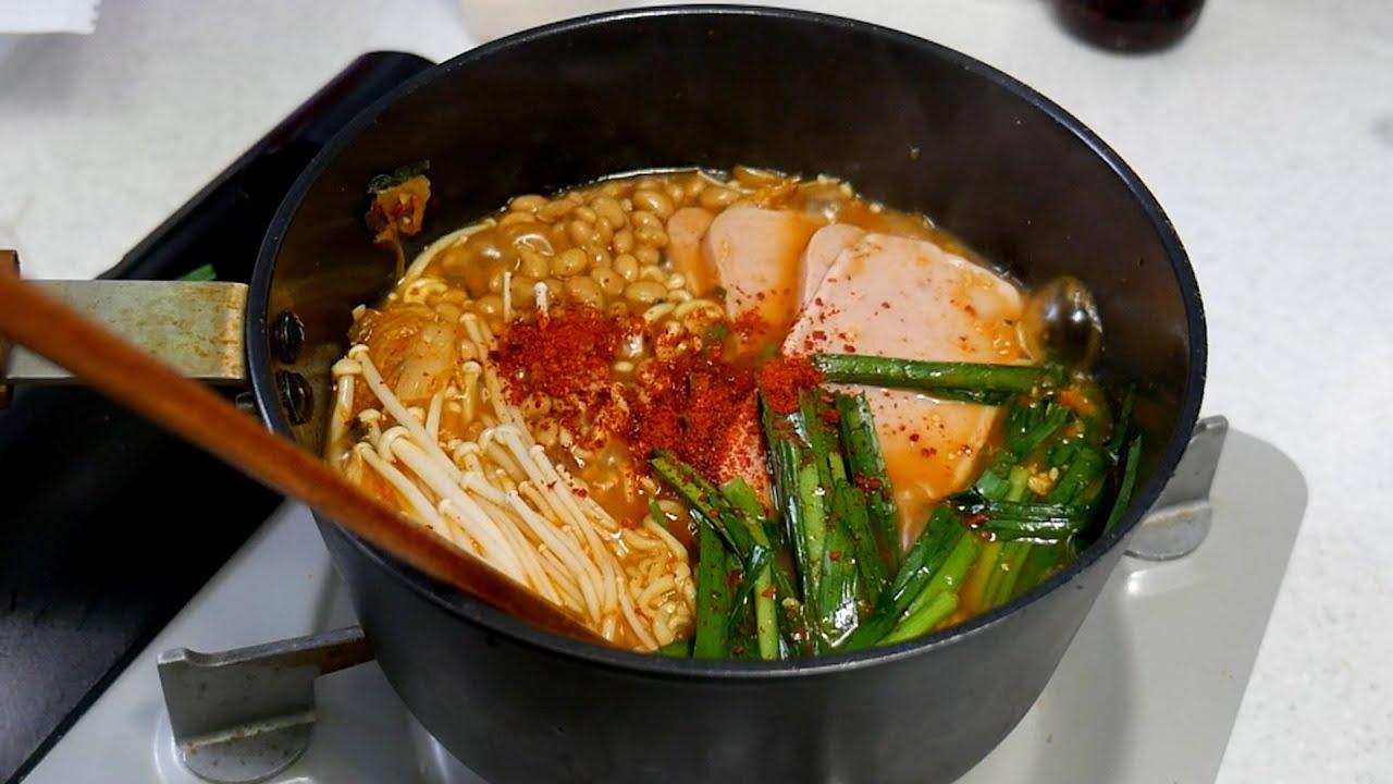 한국인 97.8%가 모르는 신라면 가장 맛있는 비법 (신라면 주 8회 먹는 남자)