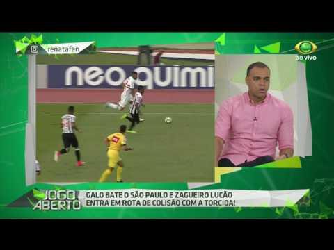 Seria bom se o Lucão deixasse o São Paulo, diz Denilson