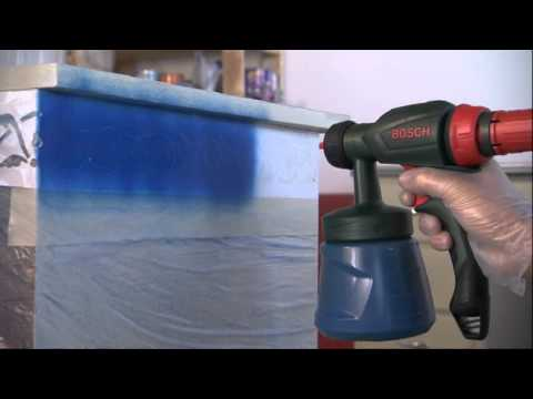 Pistolet à peinture Bosch PFS