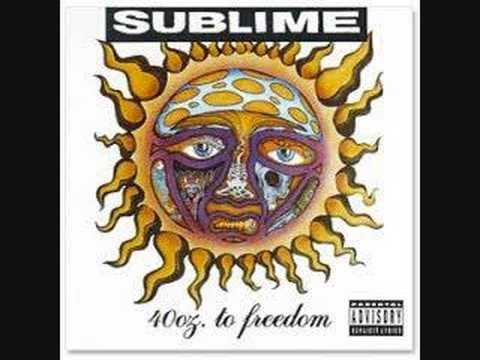 40 Oz. to Freedom - Sublime Full Album