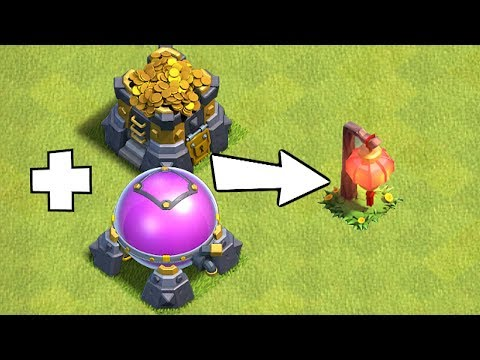 "LANTERN 's Will MAke yOU RICH!!  Clash Of Clans"" Lunar UpdaATE!"