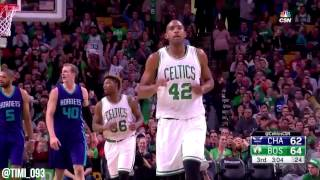Al Horford Highlights vs Charlotte Hornets (18 pts, 8 reb, 5 ast, 5 blk)
