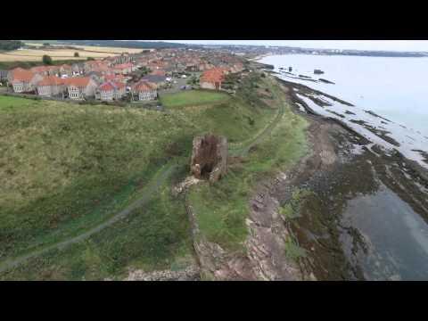Seafield Tower Kirkcaldy Inspire 1