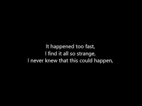 Harry Gardner 'Not Alone' Karaoke Version (Really Sad)
