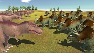 Dinosaur Battle Simulator! - Animal Revolt