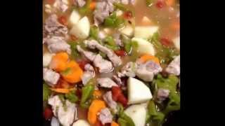 Quick Green Chile Stew How To Make