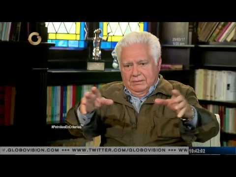 Romero: Mientras el petróleo sea instrumento del gobierno no habrá desarrollo económico