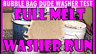 BUBBLE HASH!! - Bubble Machine Run