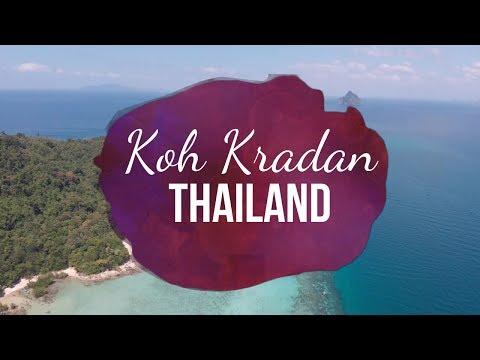 Koh Kradan Thailand Travel Guide   Koh Kradan Beach, Snorkeling and More!