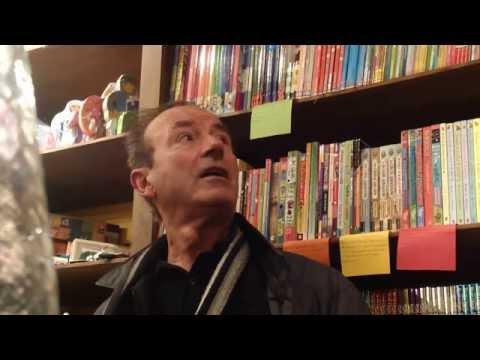 HUGH CORNWELL - MAR 15, 2015; Q AND A BOOK READING 2