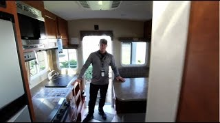 2019 Northwood Arctic Fox 865 Truck Camper Video Tour • Guaranty.com