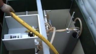 Монтаж канализации в частном доме(Показан монтаж канализации в частном доме своими руками. Заказать эти услуги в профессиональном выполнени..., 2014-09-09T18:06:16.000Z)