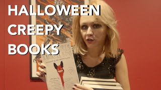 HALLOWEEN CREEPY BOOKS