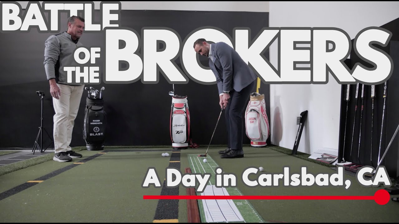 Broker Putting Contest and the Ultimate Taco Analysis