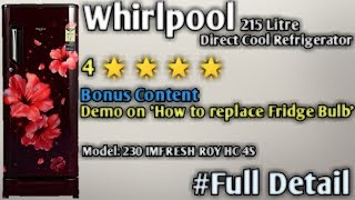 Whirlpool 215 Litres 4