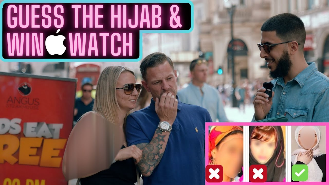 PUBLIC GUESS HIJAB FOR APPLE WATCH - LONDON