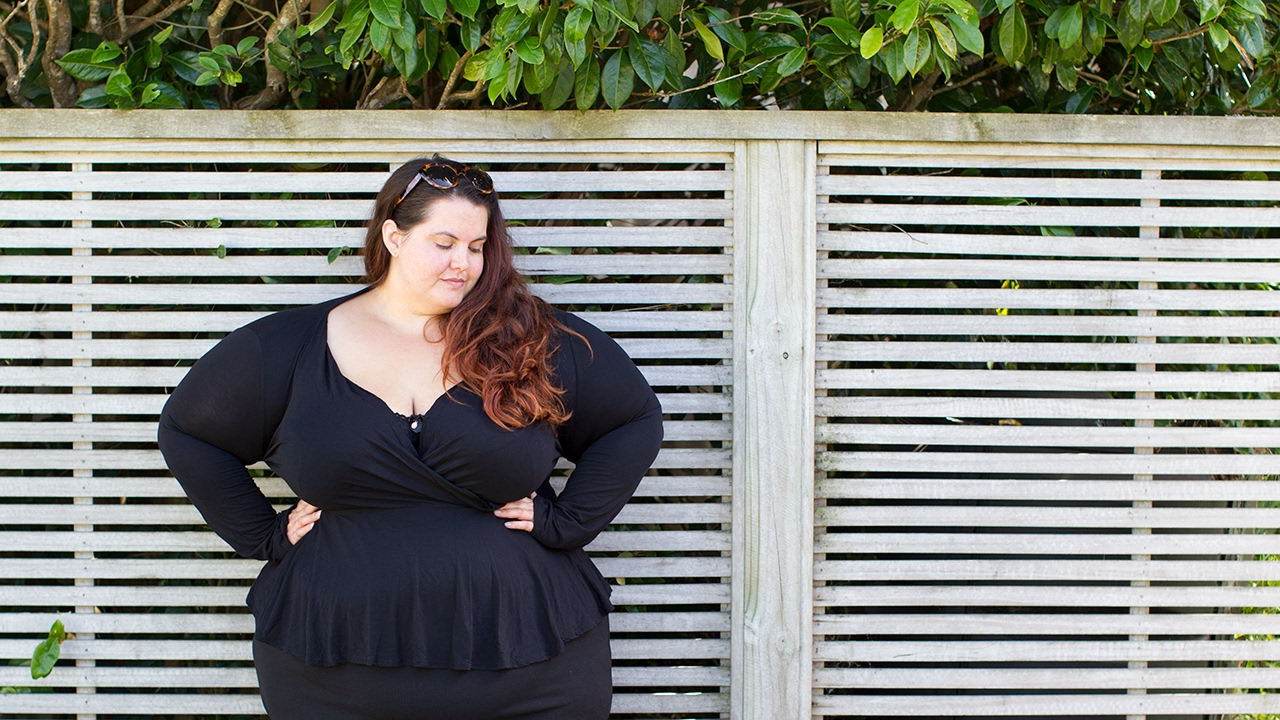 6b5223f52a1 Boohoo Plus Clothing Haul - This is Meagan Kerr